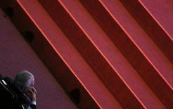 El presidente de Brasil, Michel Temer, asiste a una reunión con empresarios en Sao Paulo. 12 de diciembre 2016. El presidente de Brasil, Michel Temer, llamó el martes al presidente electo de Estados Unidos, Donald Trump, para acordar un trabajo conjunto que apunte a mejorar las relaciones de negocios de las dos economías más grandes de América, señaló un comunicado de la oficina del mandatario sudamericano. REUTERS/Paulo Whitaker