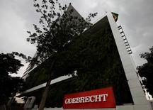 La oficina principal de Odebrecht SA es fotografiada en Sao Paulo, Brasil, 21 de diciembre de 2016. REUTERS/Paulo Whitaker