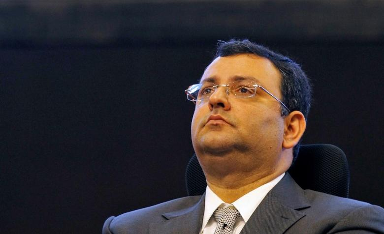 FILE PHOTO: Tata Group chairman Cyrus Mistry attends the ''Vibrant Gujarat Summit'' at Gandhinagar in the western state of Gujarat, India, January 12, 2013. REUTERS/Amit Dave/File Photo