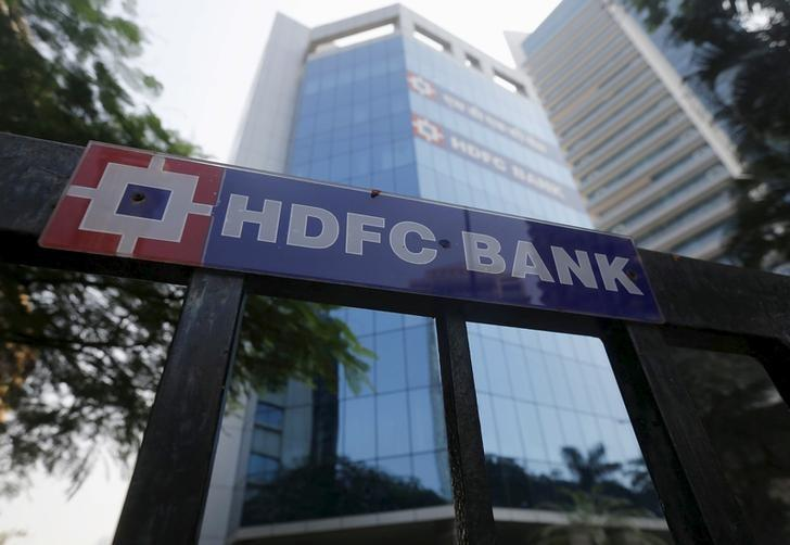The headquarters of India's HDFC bank is pictured in Mumbai, India, December 4, 2015. REUTERS/Shailesh Andrade/Files