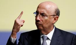 Ministro da Fazenda, Henrique Meirelles. 20/12/2016 REUTERS/Rodolfo Buhrer