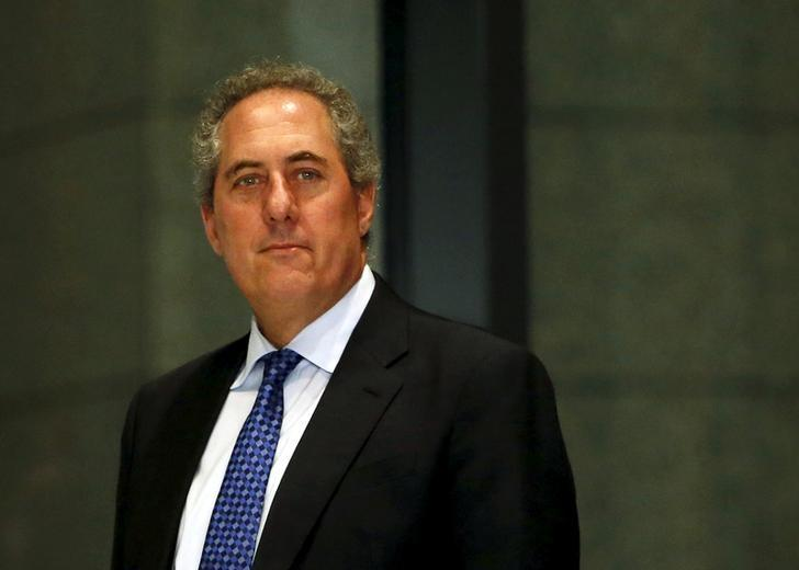 U.S. Trade Representative Michael Froman arrives for a meeting with Japan's Economics Minister Akira Amari in Tokyo April 19, 2015. REUTERS/Yuya Shino/Files