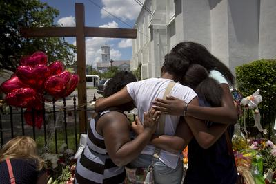 Remembering the Charleston church shooting