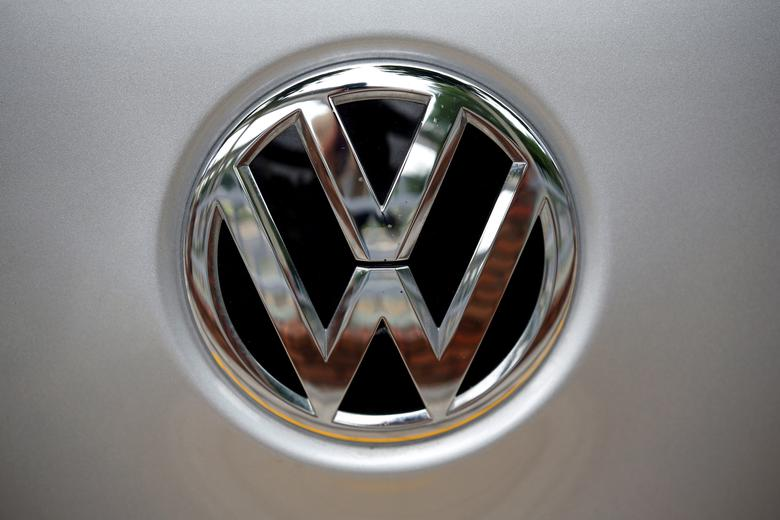 A Volkswagen logo is seen at a dealership in Seoul, South Korea, August 2, 2016. REUTERS/Kim Hong-Ji/File Photo