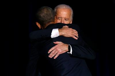Joe Biden's time as vice president