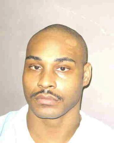 Death row inmate Ricky Gray is shown in this undated photo released in Washington, DC, U.S. in 2016.    Virginia Department of Corrections/Handout via REUTERS