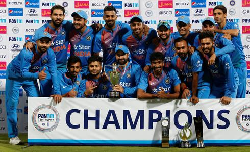 India beat England in third T20
