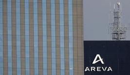 Areva a annoncé vendredi que Japan Nuclear Fuel Limited (JNFL) et Mitsubishi Heavy Industries (MHI) entreraient chacun à hauteur de 5% dans le capital de NewCo. /Photo d'archives/REUTERS/Christian Hartmann