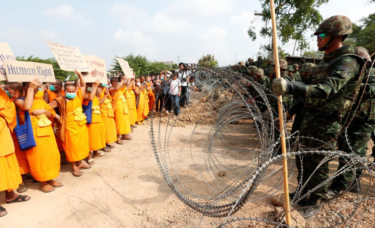 Thailand tackles its bad boy Buddhist monks