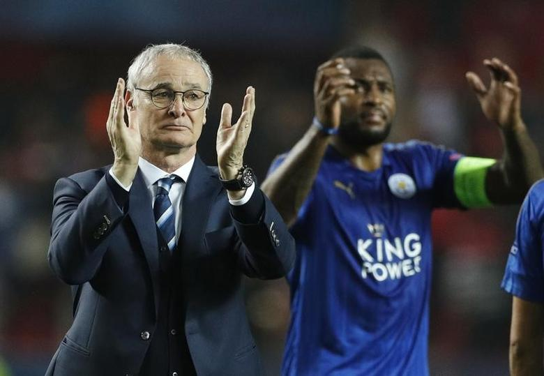 Soccer Football - Sevilla v Leicester City - UEFA Champions League Round of 16 First Leg - Ramon Sanchez Pizjuan Stadium, Seville, Spain - 22/2/17 Leicester City manager Claudio Ranieri after the match  Action Images via Reuters / John Sibley Livepic