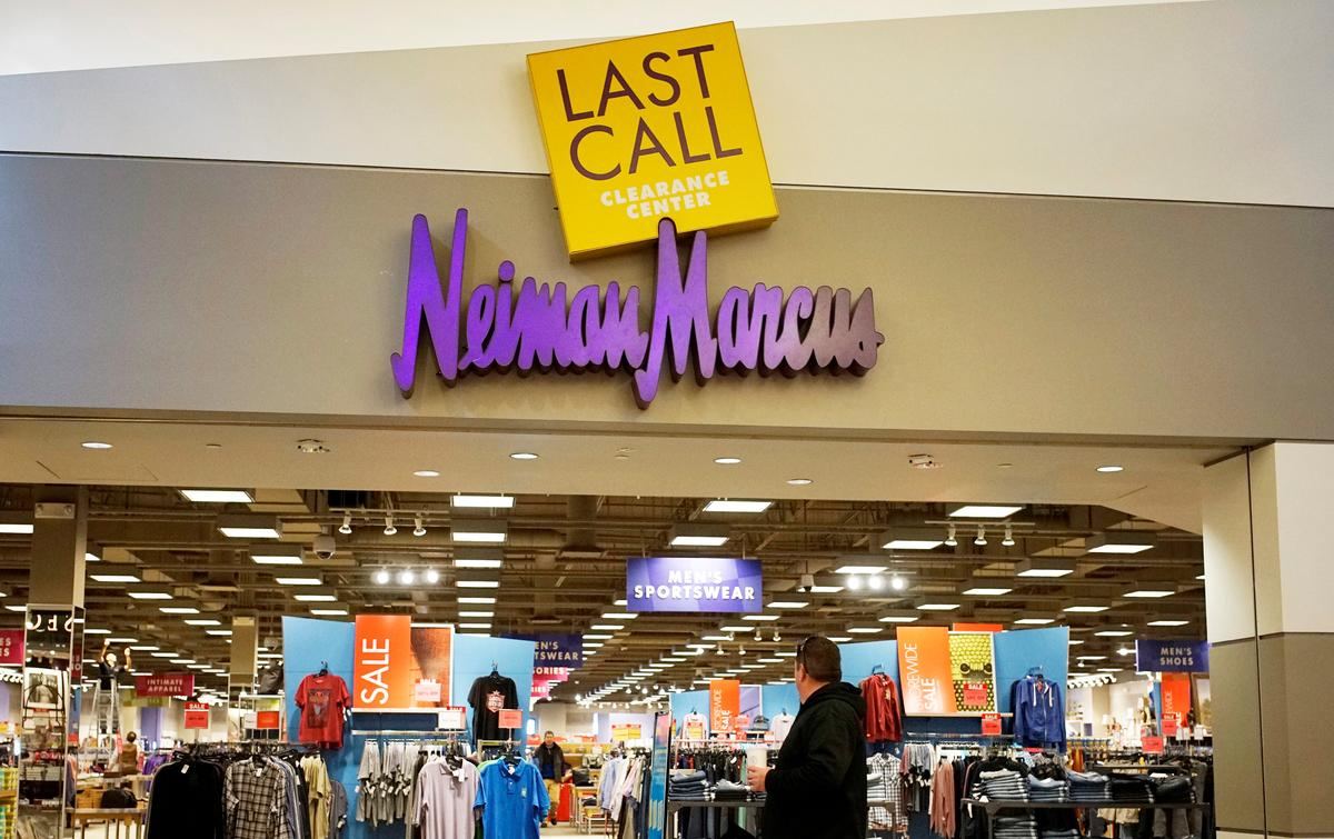 Debt-laden Neiman Marcus says exploring options, including ...