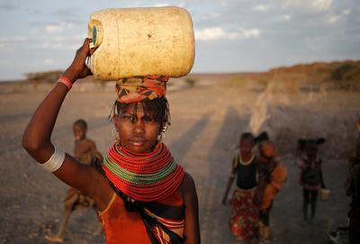 Drought brings disease fears in Kenya