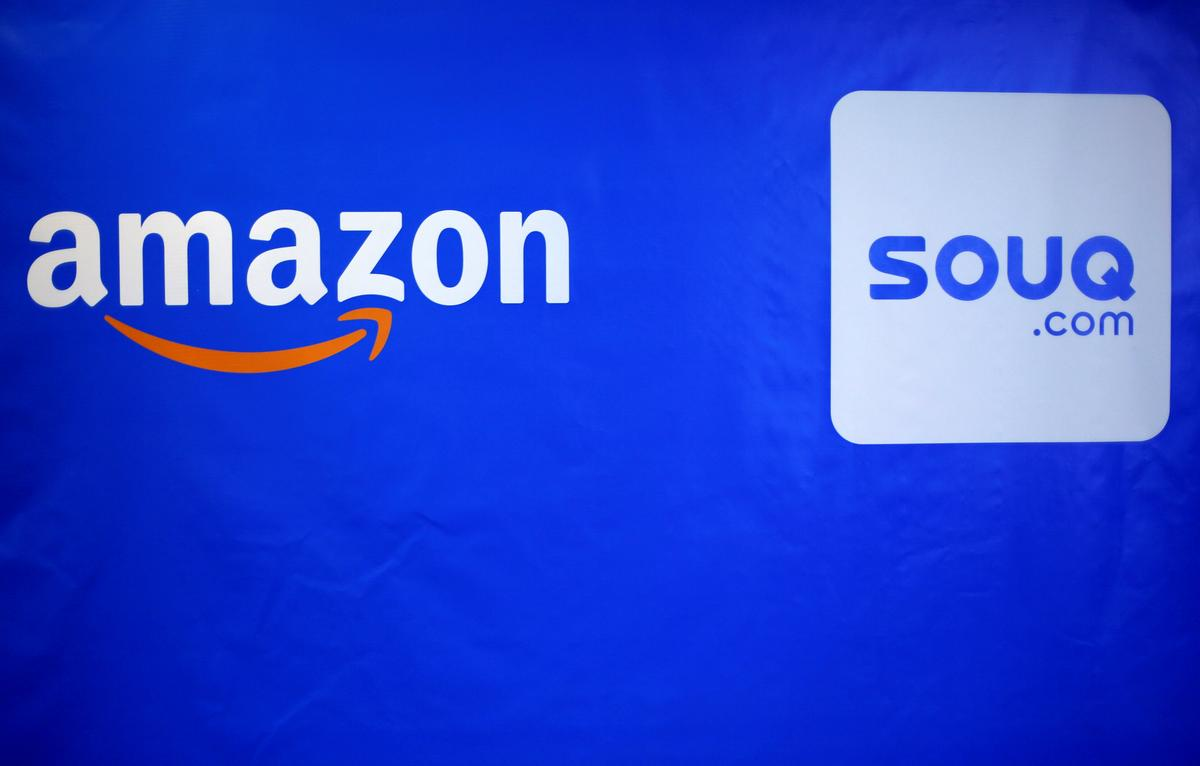 Amazon clinches deal to buy Middle East online retailer Souq com