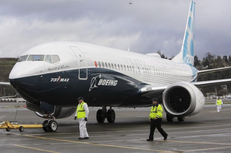 Iran's Aseman Airlines signs deal to buy at least 30 Boeing