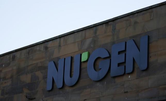 4月4日、東芝は英原発事業子会社ニュージェネレーションの共同出資者である仏ENGIEから保有するニュージェン株のすべてを売却する旨の通知を受けたと発表した。2月撮影(2017年 ロイター/Phil Noble)