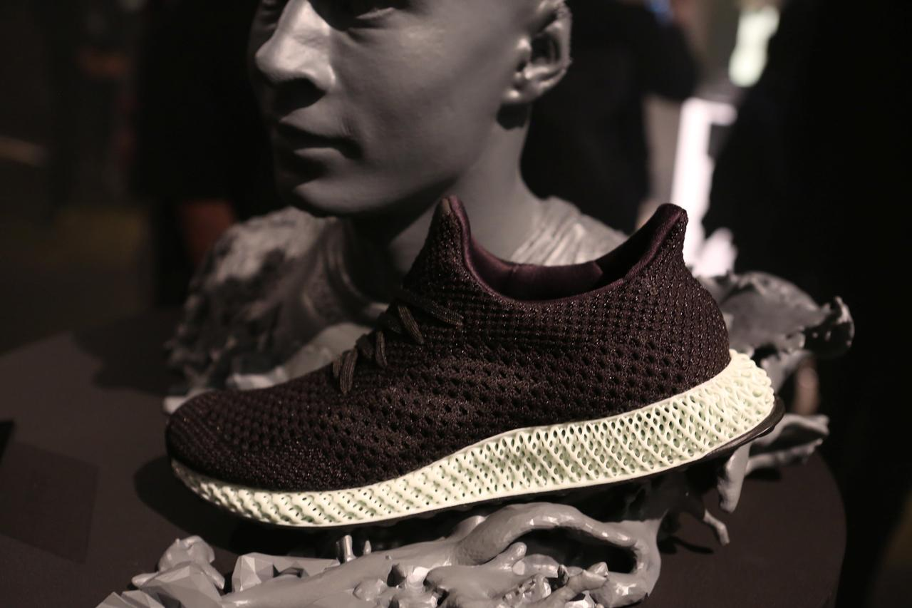 Adidas to mass-produce 3D-printed shoe with Silicon Valley