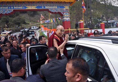 Dalai Lama's visit to Arunachal Pradesh