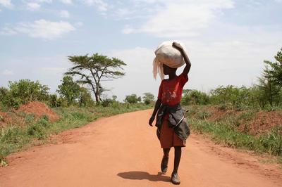 Fleeing South Sudan's civil war