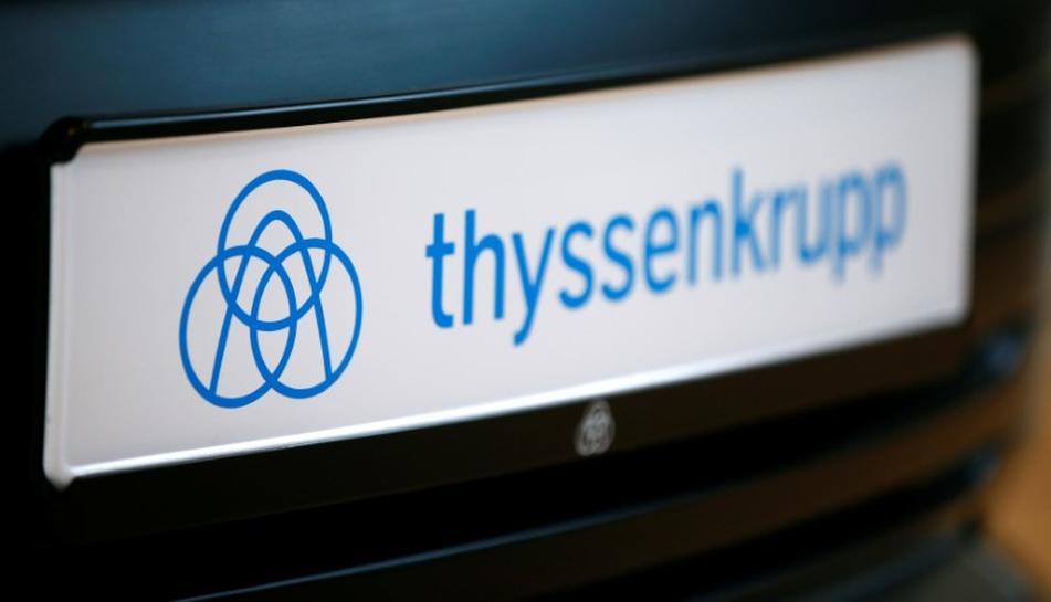 Thyssenkrupp sees internet-connected elevators giving profits a lift