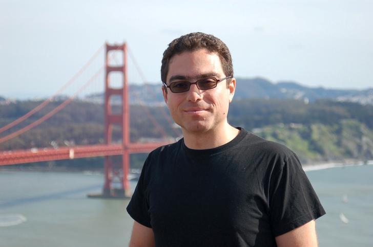 Iranian-American businessman Siamak Namazi is pictured in this photo taken in San Francisco, California, U.S. in 2006.  Courtesy Ahmad Kiarostami/Handout via REUTERS/Files