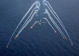 USS Carl Vinson on patrol