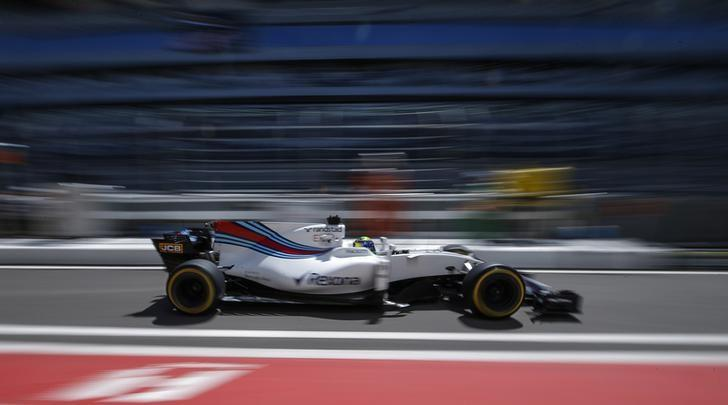 Motor racing: Williams mark 40 years with Silverstone special