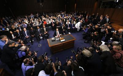 Comey testifies