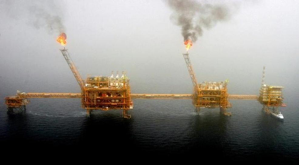 India's oil imports from Iran plunge over gas field row