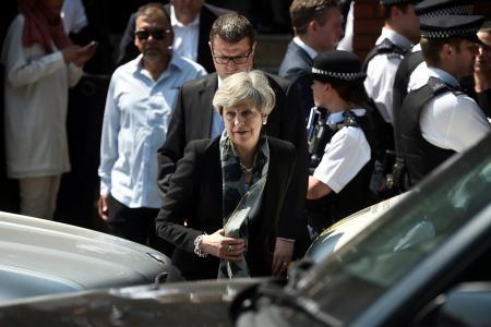 英国イスラム教徒へのテロと断定
