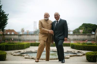 PM Modi's Portugal tour