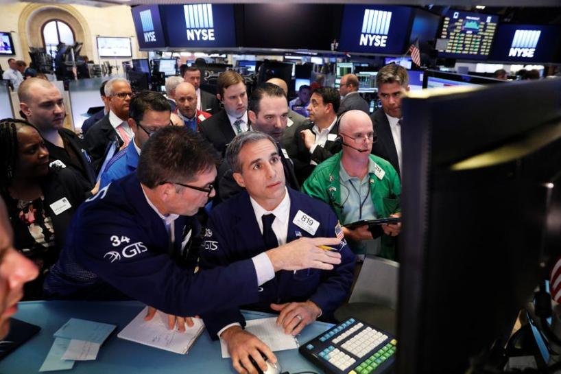 Stock futures slip on tech selloff; Yellen in focus