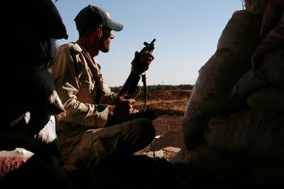 U.S.-Russian brokered ceasefire in Syria