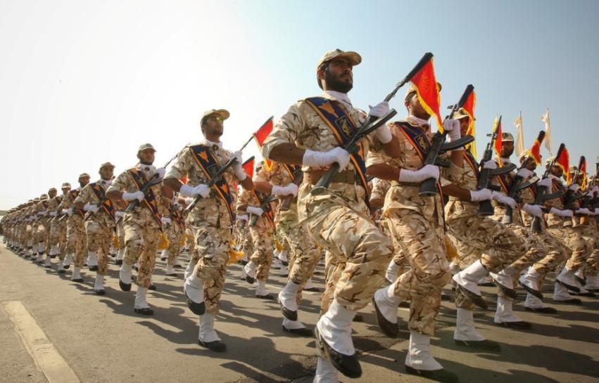 Iran's Revolutionary Guards warn U.S. against terrorist designation, new sanctions