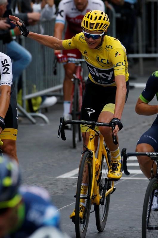 list of tour de france winners reuters