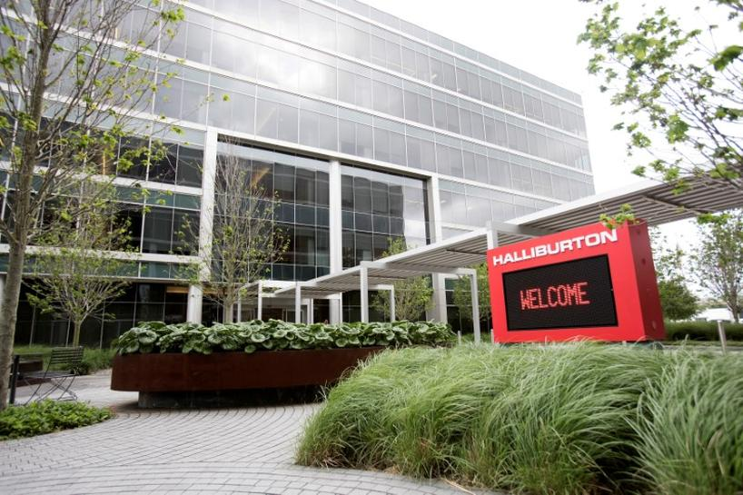 Halliburton sees North America customers 'tapping the brakes'