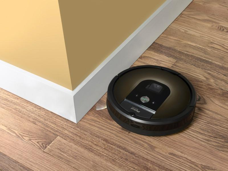 iRobot shares surge on strong sales of Roomba vacuum ...