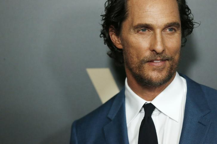 Matthew McConaughey Says He Feared Going to Hell After Being Blackmailed Into Having Sex at 15