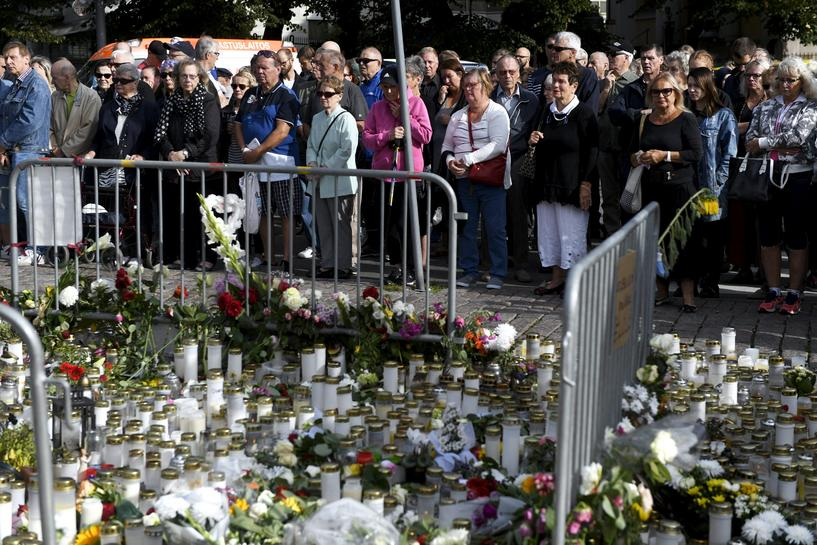 Finland's knife attack suspect to appear in court, may be via video link