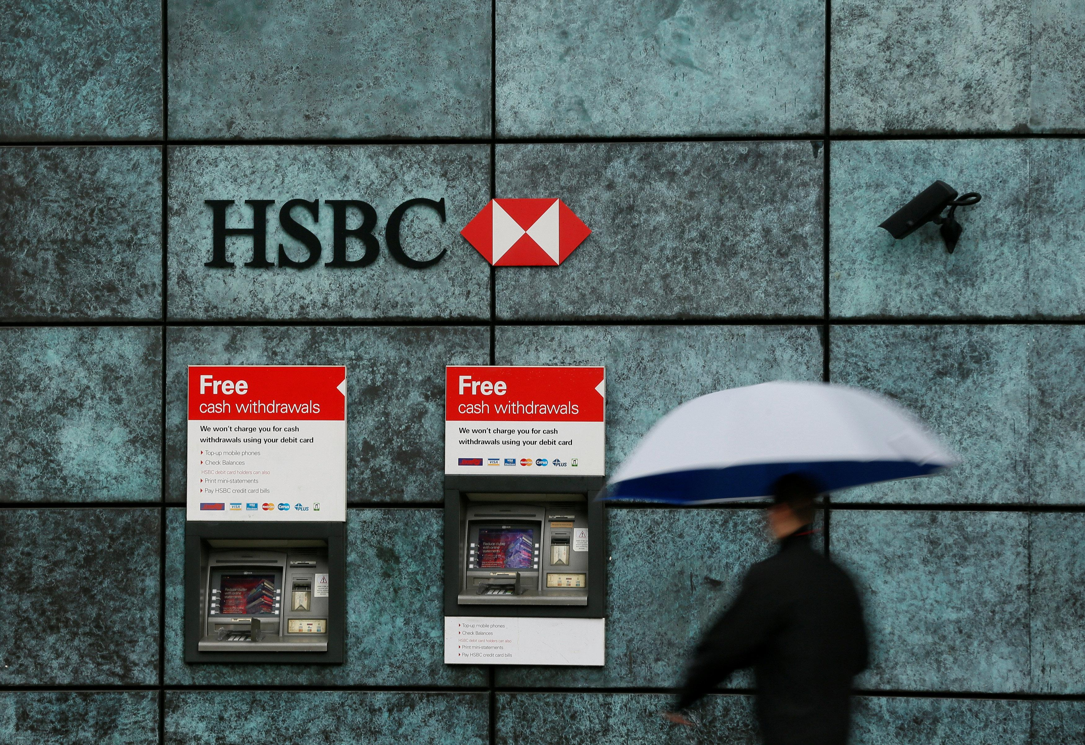 Exclusive: Small UK companies complain after HSBC accounts frozen
