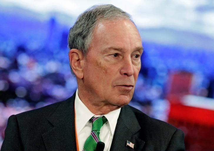 Exclusive: Bloomberg charity scrutinised by India for anti