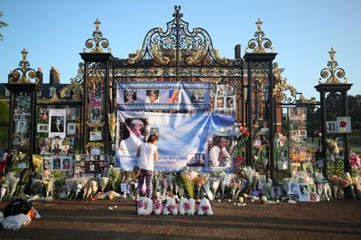 Tributes to Diana