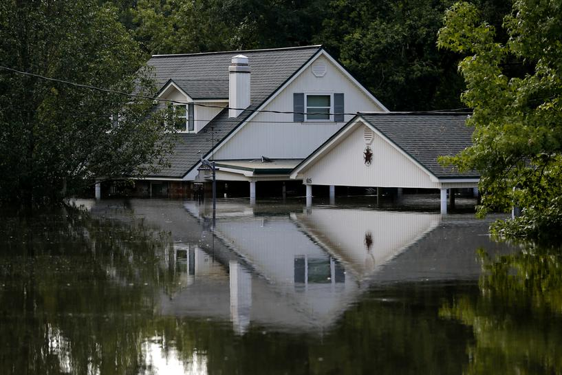 Another Blow From Harvey Houston Home Prices Rents