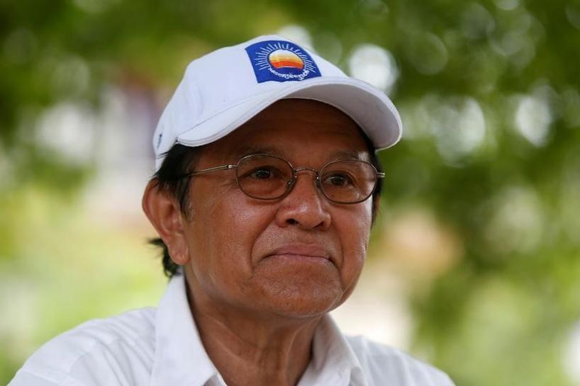 734ebe8e digitaljournal.com Cambodia charges opposition leader Kem Sokha with treason