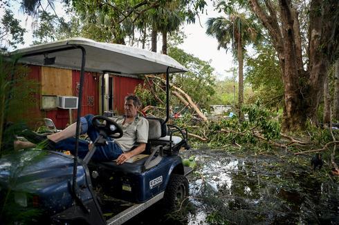 Irma's trail of devastation in Florida