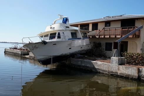 Florida Keys devastated by Irma