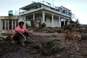 Puerto Rico devastated by Maria