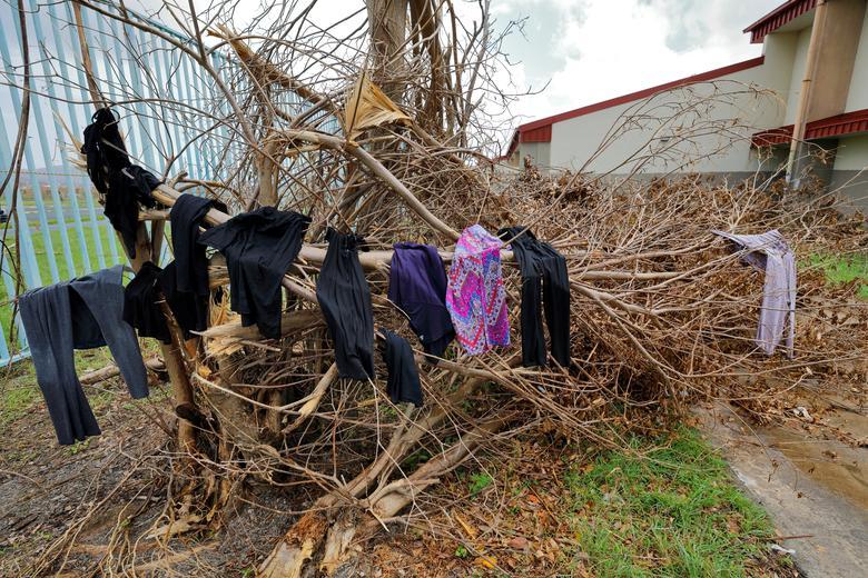 St  Croix after Hurricane Maria | Reuters com