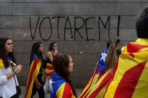 Catalonia pushes ahead with 'illegal' independence vote