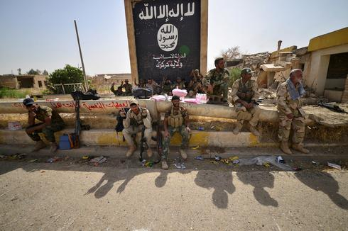 Islamic State driven out of last stronghold in northern Iraq