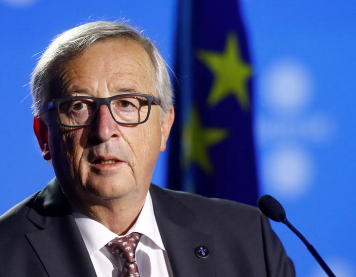 'They have to pay', EU's Juncker says of Britain